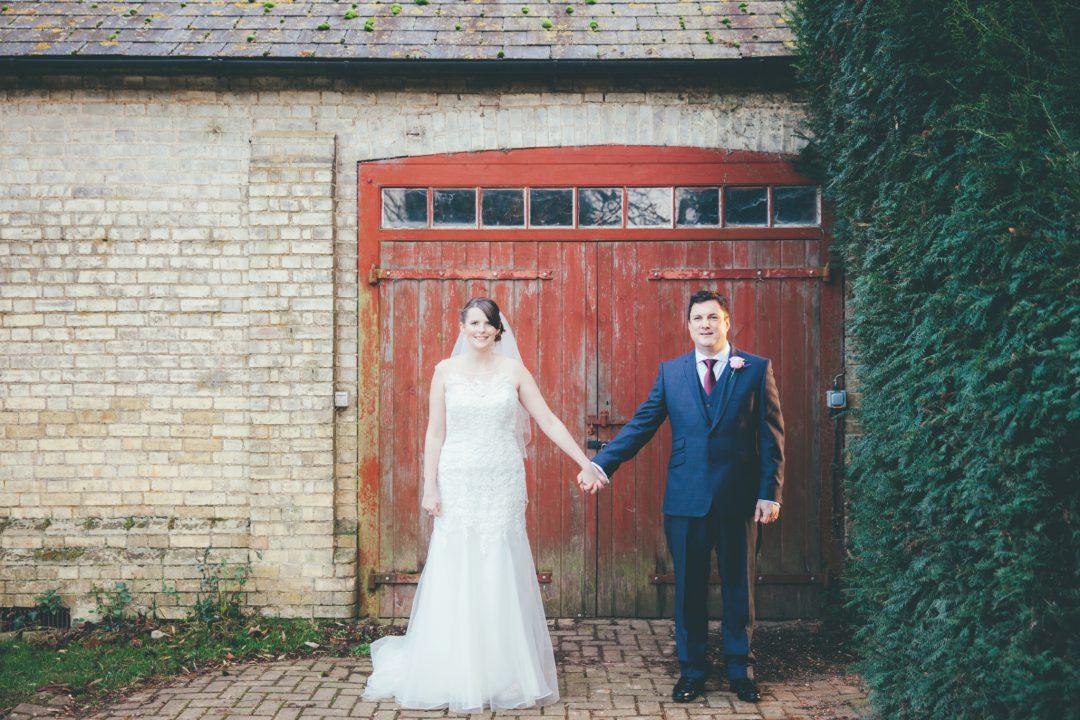 South Farm | Mike & Vicki's winter wedding